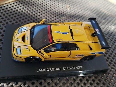 Usado, AUTO ART LAMBORGHINI DIABLO GTR SLOT 1/32 comprar usado  Enviando para Brazil