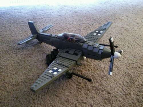 LEGO Custom German Military WW2 STUKA Dive Bomber Panzer Brickmania