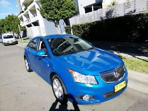 2013 Holden Cruze Equipe Low kms Well maintained Wollongong Wollongong Area Preview