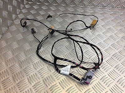 PORSCHE CAYENNE OS DRIVER RIGHT FRONT DOOR CARD WIRING LOOM HARNESS 7L5971121