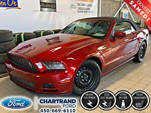 Ford Mustang convertible 2014