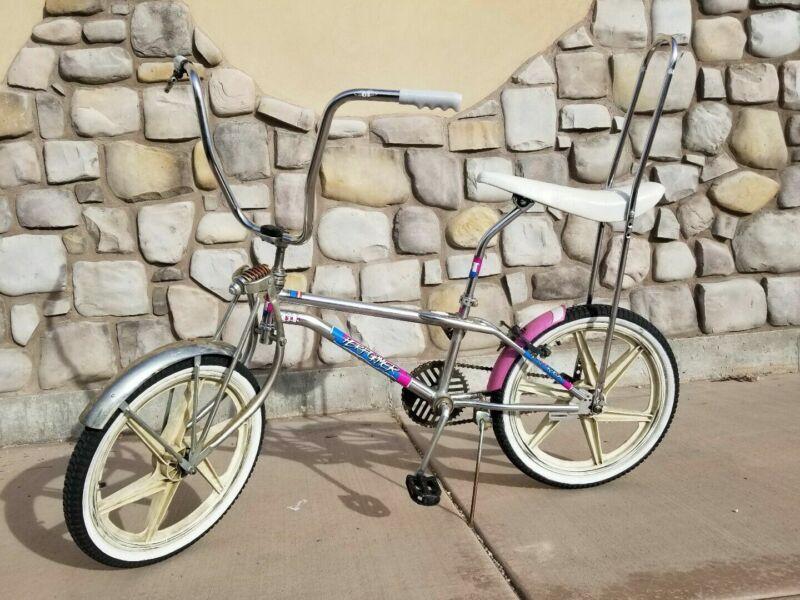 "Lowrider Bicycle CHROME V Handlebar 16/"" 25.4mm Chopper Cruiser Handle Bar"
