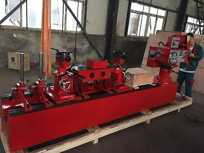 Line Boring Machine For Cylinder Heads Blocks T8125vf Shipping By Sea
