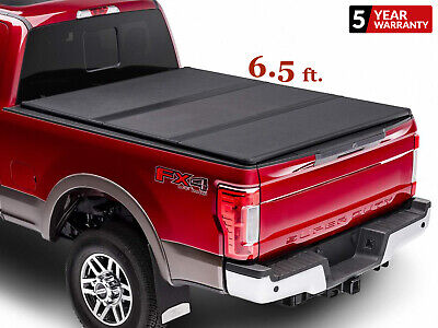 6.5 ft For 19-20 Silverado 1500 2500 LT Pickup Truck Hard Tri Fold Bed Cover