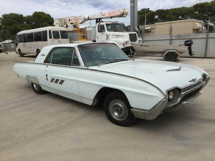 1963 Ford Thunderbird Coupe Walkley Heights Salisbury Area Preview