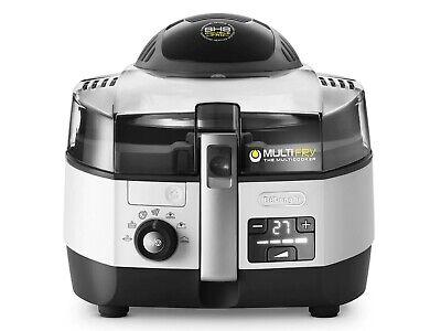 DeLonghi Friggitrice Multicooker Multifry Extra Chef FH1394 1000+1400W APP