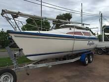 Noelex 25 Trailer sailer fast racer cruiser Sail boat Belmont Lake Macquarie Area Preview