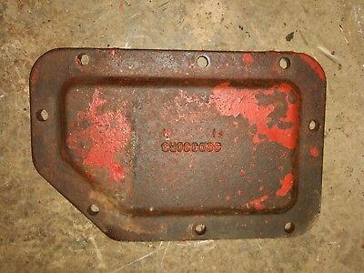 Ih Farmall 706 806 1206 Tractor Transmission Reverse Cover Ihc