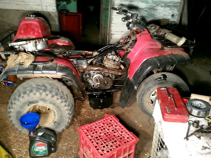 Wanted: Wanted to buy....Honda Quad TRX 300 -spare parts bike or parts
