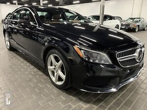 2016 Mercedes-Benz CLS-Class CLS400 4MATIC-NAVI-360 CAMERA-ONLY
