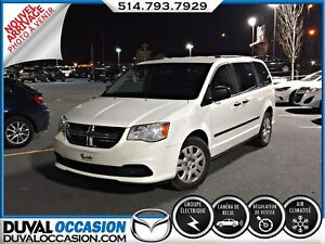 2013 Dodge Grand Caravan SE + CAMERA DE RECUL + CLIMATISATION