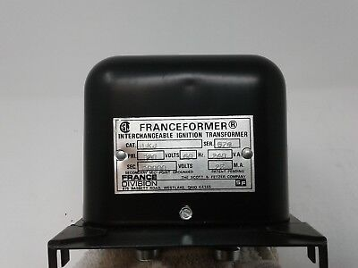 Franceformer Interchangeable Ignition Transformer 3lkj 12060 New