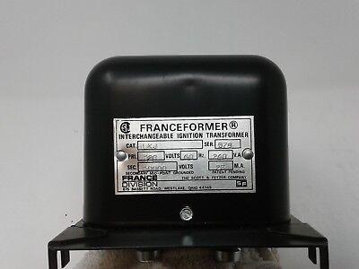 Franceformer Interchangeable Ignition Transformer 3lkj 12060 New