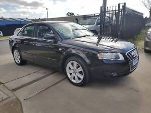 """2005 Audi A4 Sedan VERY LOW KMS MANUAL """"RARE"""" Williamstown North Hobsons Bay Area Preview"""
