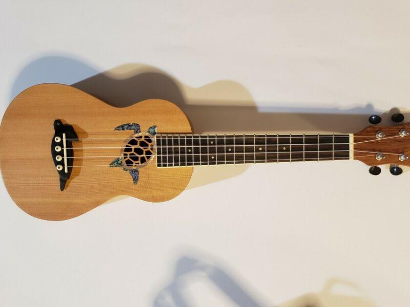 Solid Wood Ukulele Concert