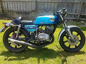 1976 yamaha rd400 Parkdale Kingston Area Preview