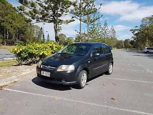 2007 Holden Barina Hatchback Beaudesert Ipswich South Preview