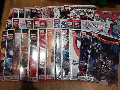 Spiderman Marvel komplett 1 bis 36 plus Special 1 Panini Comic Spider-Man 2013