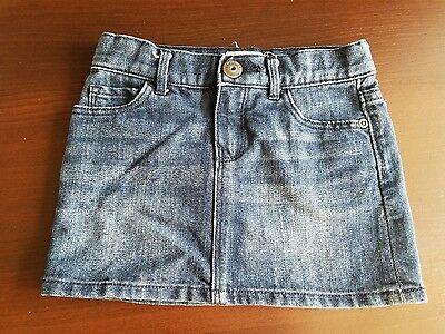 Gap denim skirt winter summer 2-3 3 years girl