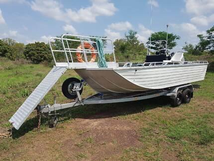5.95mtr vessel