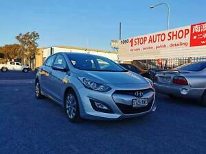 2013 Hyundai i30 AUTO DIESEL, ONE OWNER, FULL LOGBOOK SERVICE Melrose Park Mitcham Area Preview