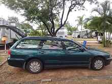 Mitsubishi Magna S/Wagon 2002 - 2700$ Darwin CBD Darwin City Preview