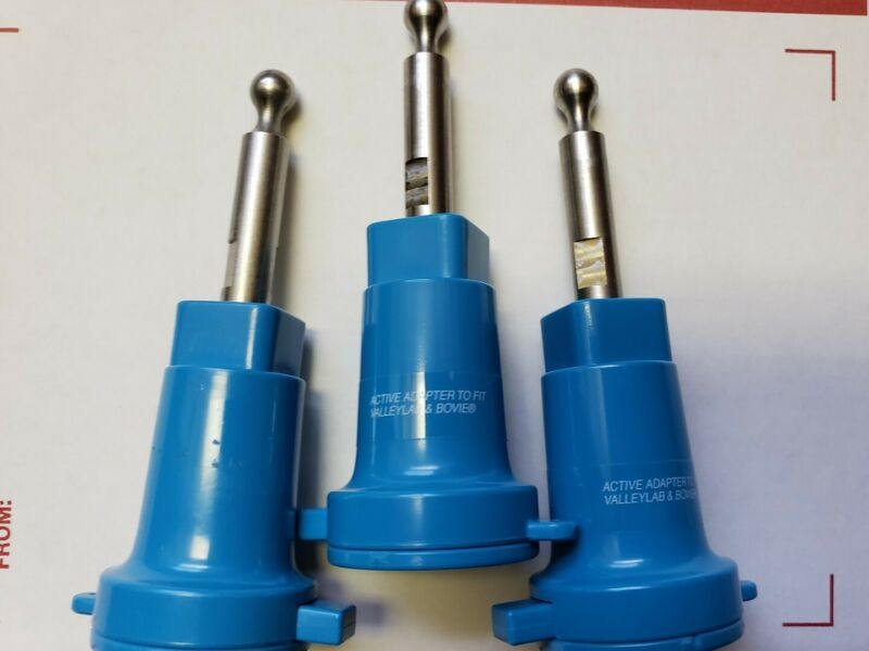 Valleylab ESU Electrosurgical Molded Adapter E0502