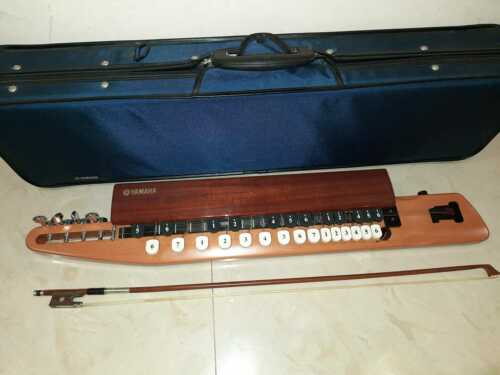 YAMAHA Violyre SH-30NW Electric Taishogoto with CONCERT HALL Sound Effect