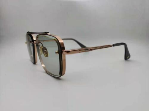 New DITA Fashion Sunglasses Rose Gold Frame Gray Gradient Lens