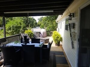 2 bedroom Sherkston shores cottage rental