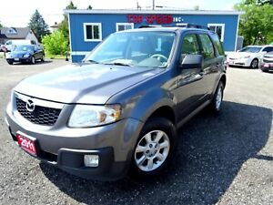 2011 Mazda Tribute 4WD - SAFETY INCLUDED
