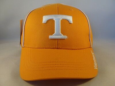 Tennessee Volunteers Vintage Adjustable Strap Cap Hat Defect Missing Top - Tennessee Top Hat