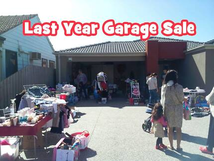 GARAGE SALE - SAT 24th October - SPRINGVALE - TOYS, DVD's, CHEAP Springvale Greater Dandenong Preview