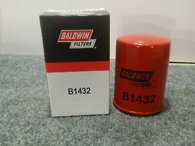 "BALDWIN FILTERS B1432 Oil Filter, Spin-On, 4-3/32""x3""x4-3/32"""