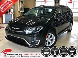 2018 Chrysler Pacifica TOURING-L PLUS*TOIT PANO*DVD*CUIR*7 PASS*