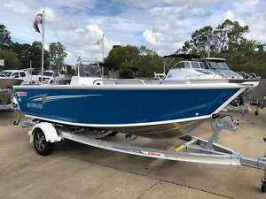 2018 STACER 469 OUTLAW SIDE CONSOLE WITH YAMAHA F70HP Wynnum Brisbane South East Preview