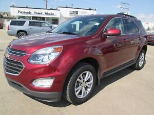 2017 Chevrolet Equinox 1LT V6 AWD- S/Roof- Navigation- Pwr Liftg