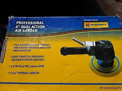 "Marksman Professional 6"" Dual Action Air Sander 66114C"