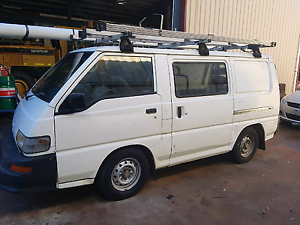 2007 Mitsubishi Express Cairns Cairns City Preview