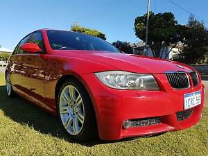 2007 MY08 BMW 320i M Sport Sedan E90 Wangara Wanneroo Area Preview