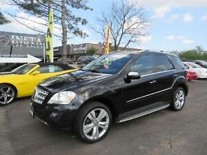 2010 Mercedes-Benz M-Class ML350 4MATIC(SOLD)