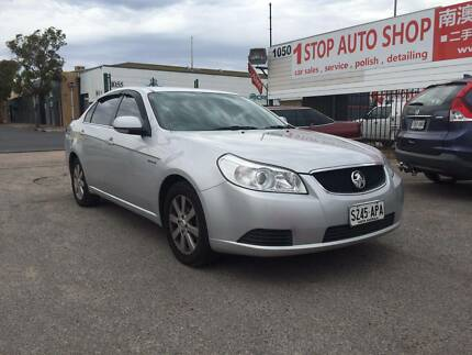 2009 Holden Epica Sedan, DIESEL, AUTO, 186K KMS, LOGBOOK, COLD AC Melrose Park Mitcham Area Preview