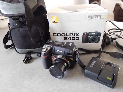 Nikon 8400 Digital Camera