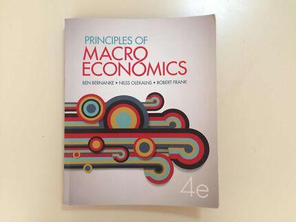 Principles of macroeconomics bernanke textbooks gumtree principles of macroeconomics 4th edition near perfect condition fandeluxe Image collections