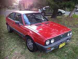 Alfa Sprint w/ 16v engine Bobs Farm Port Stephens Area Preview