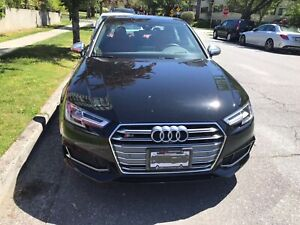 2018 Audi S4 Lease takeover