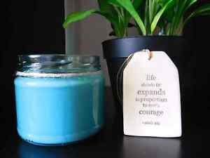 Handmade soy candles  (300mL) Coorparoo Brisbane South East Preview