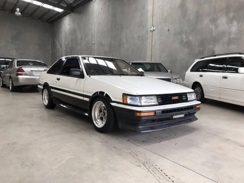 1986 Toyota Sprinter Levin Gt Apex Notchback Panda Ae86 Jdm Cars