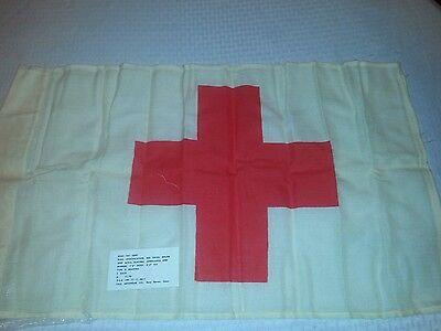 Guidion Red Cross Flag Nam Era 1970