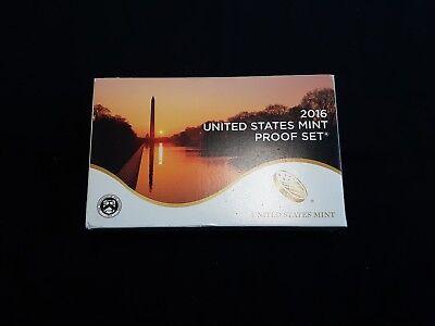 2016 U.S. CLAD 14 Coin Proof Set Complete 3 Sets. INV. 276